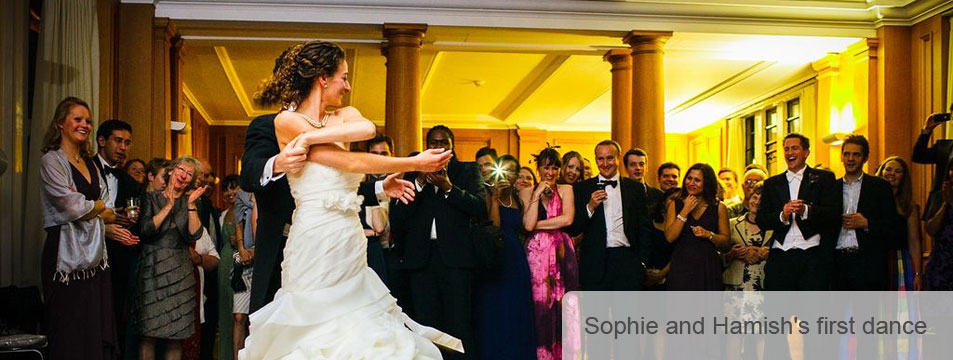 First Dance Lessons To Help You Surprise On Your Big Day
